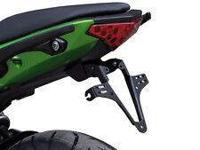 Kennzeichenhalter Heckumbau Kawasaki ER 6N 6F verstellbar tail tidy 2012-