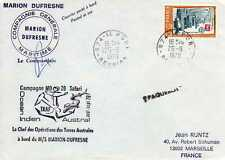 FSAT - TAAF Lettre 1947