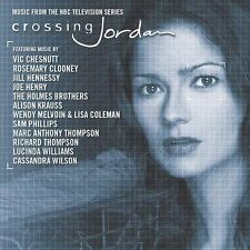 Crossing Jordan music from the TV series 2003 Sony Music soundtrack CD