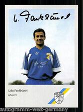 Udo Fankhänel Carl Zeiss Jena 1992-93 TOP AK +A49211