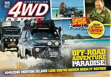 4WD Action DVD 196 - Off-Road Adventure Paradise! Morton Island, QLD