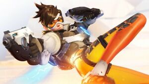 Overwatch Standard Edition PC Game BATTLE [KEY ONLY] Region Free, Fast Delivery
