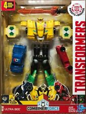 Transformers Robots in Disguise Combiner Force Team Ultra Bee Action Figure Kids
