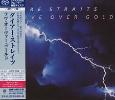 DIRE STRAITS - SHM - SACD - UIGY-9637 -  LOVE OVER GOLD - JAPAN LIMITED
