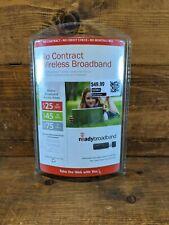 NEW Readybroadband Prepaid Wireless Broadband USB Modem 3G/4G
