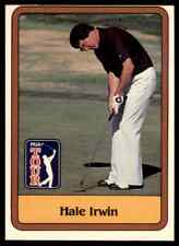 1981 DONRUSS GOLF PGA TOUR HALE IRWIN RC #38