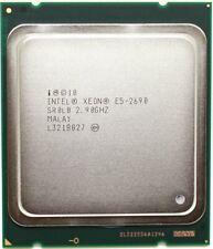 SR0L0 Intel Xeon E5-2690 2.9GHz Eight Core (CM8062101122501) Processor