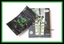12 Pack of  Skunk Sacks - Smell Proof Resealable Bags Medium - FULL BOX