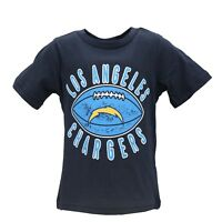 Los Angeles Chargers NFL Team Apparel Official Infant Toddler T-Shirt New Tags