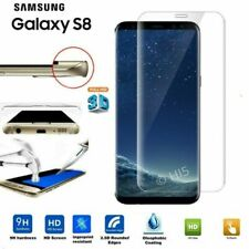 for Samsung Galaxy S8 100 Genuine Tempered Glass Film Screen Protector