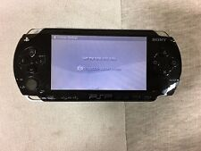 PSP 1001 Original Handheld Console Bundle, Works, With Games, Case, Charger