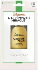 Sally Hansen Nail Growth Miracle Soy Protect Splitting Cracking Tearing 13.3 ml