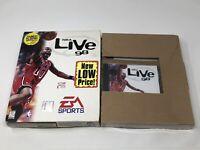 NBA Live 98 EA Sports CD-ROM Window 95 PC Basketball Game Bigbox NEW IN OPEN BOX