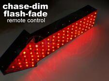 VTG marquee art Red arrow Chase Fade Dim Flash Remote Control