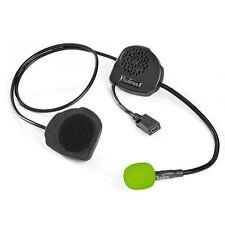 AURICOLARE CASCO JET MODULARE UNIVERSALE Bluetooth D2 TWIINS STEREO INTERFONO