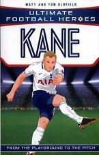 Kane Ultimate Football Heroes - Collect Them All Paperback