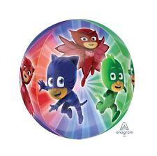 Party Supplies Birthday Boys Disney PJ Masks Orbz Balloon