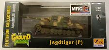 Easy Model MRC 1/72 German Jagdtiger Porsche 305010 Tank Model Built Up 36113
