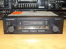 Blaupunkt Bristol 24 Vintage 80s Cassette Auto Estéreo MP3 Mercedes VW BMW ROVER
