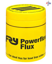 Powerflow Flux For Lead Free Soldering 350G Fry PFFLUX350G
