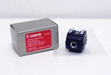 Genuine Canon Off-camera Shoe Adapter / Griffe porte flash CZ6-0584