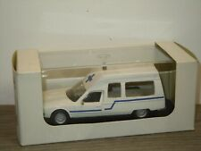 Citroen CX Ambulance B Collet Maxi Plus - Miniroute SVM 1:43 in Box *37378