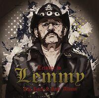 MOTÖRHEAD - TRIBUTE TO LEMMY/THE ROCK & ROLL ALBUM   CD NEU
