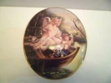 """Ardleigh Elliott Music Box  #A5019 """"Guiding the Way"""" 1996 Schubert's Lullaby"""