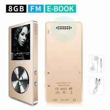8GB Portable MP3 Player(Expandable Up to 128GB), Music Player/Voice Recorder