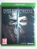 Dishonored 2 Jeu Vidéo XBOX ONE