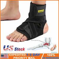Yosoo Ankle Support Plantar Fasciitis Brace Stabilizer Orthosis Splint Recovery.