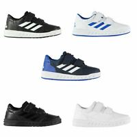 adidas Alta Sport CF Child Boys Trainers Shoes Footwear
