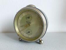 Wecker ⏰ Diehl   Cavalier ⏰  mechanisch ⏰ Tischwecker ⏰ Uhr ⏰ 50er Jahre