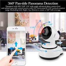 Wireless 720P Pan Tilt Network Home CCTV IP Camera IR 10m Night Vision WiFi P2P