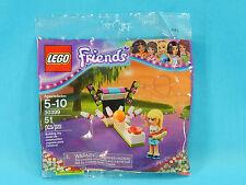 Lego Friends Polybag 30399 Stephanie Amusement Park Bowling Alley 51pcs 2016
