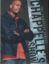 Chappelle's Show: The Complete Series - DVD Collection [Dave Chappelle, CC] NEW