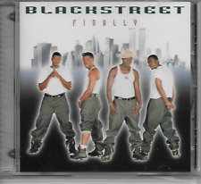 BLACKSTREET - Finally - CD - Interscope - 490 323-2 - New Jack - R&B - Europe