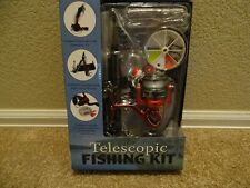 TELESCOPIC FISHING KIT - NEW IN BOX