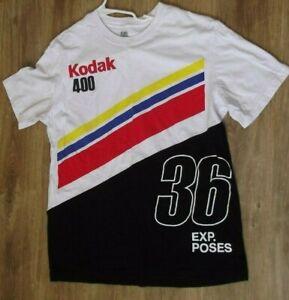 KODAK 400 T-Shirt - Mens MEDIUM - 36 EXP POSES - Film Photographer Camera Tee