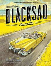 Blacksad: Amarillo by Juanjo Guarnido, Juan Diaz Canales | Hardcover Book | 9781