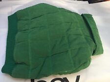 Snooty Dog Coat Spring Green Soft Blend Sticky closure poly Lining 99 10-14 inch