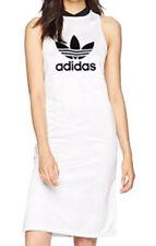 Adidas Fashion League (FSL) Women Dress Tank White CE3722 Size XS