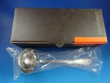New Sambonet RUBAN CROISE Stainless Steel Soup Ladle #206