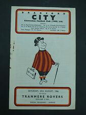 Bradford City V  Darlington   1968/9