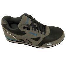 Womens Reebok Steel Toe Size 8.5W Gray