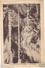 46 - cartolina - La grotte di quasi - Le Candele