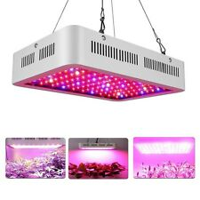 600W LED Indoor Plants Grow Light Kit, Full Spectrum with UV&IR for Indoor Gree