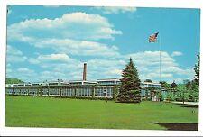 Vintage Postcard Brattleboro Vermont VT American Optical Co
