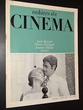 CAHIERS DU CINÉMA N°212 - MAI 1969