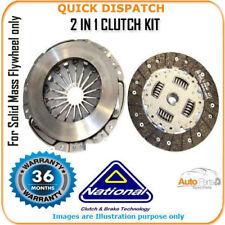 2 in 1 CLUTCH KIT PER OPEL VECTRA C CK10022S